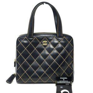 100% Authentic CHANEL Vintage Handbag